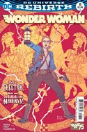 Wonder Woman Vol. 5 (2016-2020) (Comic book) #8