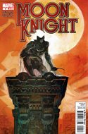 Moon Knight Vol. 4 (2011-2012) (Grapa) #4