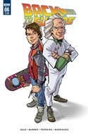 Back to the Future (Comic-book) #6