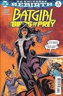 Batgirl and the Birds of Prey (2016-2018) (Comic Book) #6