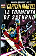 Capitán Marvel. Marvel Gold (Rústica con solapas.320 páginas.) #6