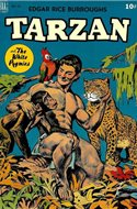 Tarzan (Comic-book) #8