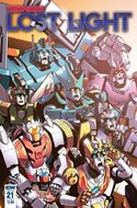Transformers: Lost Light (Digital) #21