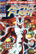 Alpha Flight Vol. 2 (1998-1999) (Grapa) #1