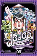 JoJo's Bizarre Adventure - Part IV: Diamond Is Unbreakable (Rústica con sobrecubierta) #9