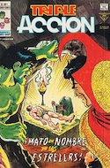 Triple Acción (Grapa 36-44 pp. 1979-1981) #1