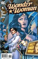 Wonder Woman Vol. 3 (2006-2011) (Comic Book) #6