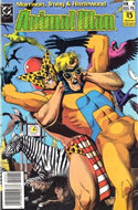 Animal Man (1989-1991) (Grapa 24 pp) #4