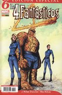 Los 4 Fantásticos Vol. 6. (2006-2007) Edición Especial (Grapa) #6