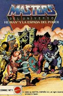 Masters of the Universe (Grapas.) #1