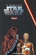 Star Wars comics. Coleccionable (Cartoné 192 pp) #5