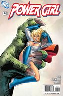 Power Girl (2009 - 2011) (saddle-stitched) #4