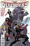 The Defenders vol. 4 (2011-2012) (Grapa) #1