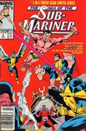 Saga of the Sub-Mariner (Comic-book.) #9