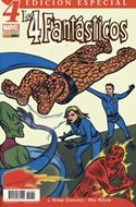 Los 4 Fantásticos Vol. 6. (2006-2007) Edición Especial (Grapa) #4