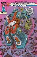 Transformers vs G.I.Joe (Comic Book 24 pp) #7