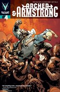 Archer & Armstrong (Comic Book) #4