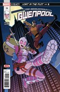The Unbelievable Gwenpool (Grapa) #24
