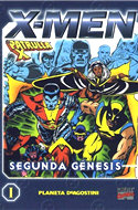 Coleccionable X-Men / La Patrulla-X (2000-2001) (Rústica, 80 pp) #1
