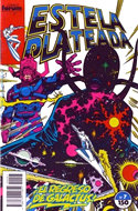 Estela Plateada Vol. 1 / Marvel Two-In-One: Estela Plateada & Quasar (1989-1991) (Grapa 32-64 pp) #7