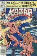Ka-Zar the Savage Vol 1 (Grapa) #8
