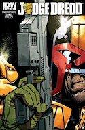 Judge Dredd (2012) (Comic Book) #1
