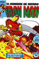 Iron Man Vol. 1 / Marvel Two-in-One: Iron Man & Capitán Marvel (1985-1991) (Grapa, 36-64 pp) #6