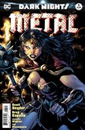 Dark Nights: Metal. Variant Covers (Grapa) #5.1