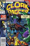 Cloak and Dagger Vol. 3 (1988-1991) (Comic-book.) #9