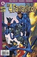 Los 4 Fantásticos Vol. 4 (2001-2003) (Grapa 24-48 pp) #4