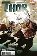 The Unworthy Thor (Variant Cover) (Comic Book) #1.3