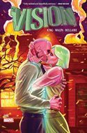 The Vision Vol. 3 (Comic-book) #6
