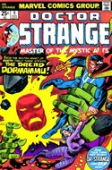 Doctor Strange Vol. 2 (1974-1987) (Comic Book) #9