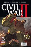 Civil War II (2016-2017) (Grapa. Color) #3