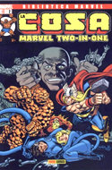 Biblioteca Marvel: La Cosa (2005-2006) (Rústica 160 pp) #2
