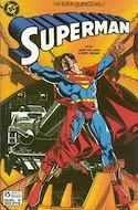 Superman: El hombre de acero / Superman Vol. 2 (Grapa 36 pp) #9