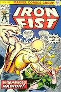 Iron Fist (Vol. 1 1975-1977) (Comic Book) #4