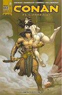 Conan el Cimmerio (Grapa 24-48-72 pp) #2