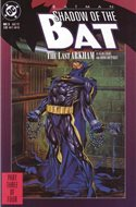 Batman: Shadow of the Bat (Comic book) #3