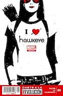 Hawkeye (Grapa) #9