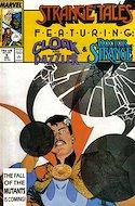 Strange Tales Vol. 2 (1987-1988) (Comic-book.) #9