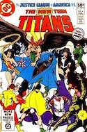 The New Teen Titans / Tales of the Teen Titans Vol. 1 (1980-1988) (Comic book) #4
