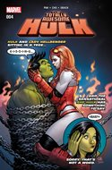 The Totally Awesome Hulk (Comic Book) #4