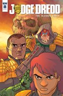 Judge Dredd: The Blessed Earth (Comic-book) #8