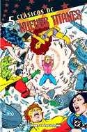 Nuevos Titanes. Clásicos DC (2005-2010) (Rústica 80-128 pp) #5