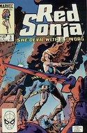 Red Sonja (1983-1986) (Grapa) #3