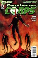 Green Lantern Corps Vol. 3 (2011-2015) (Comic-Book) #2