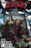 Deadpool's Secret Secret Wars (Variant Cover) (Comic Book) #1.1