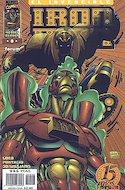Heroes Reborn: Iron Man (1997-1998) (Grapa 24 pp) #8