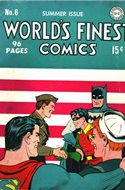 World's Finest Comics (1941-1986) (Grapa) #6